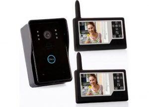 Wireless Intercom Doorbell.